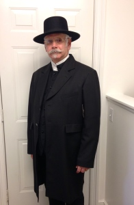 Bob Cannon as Bishop Roberts